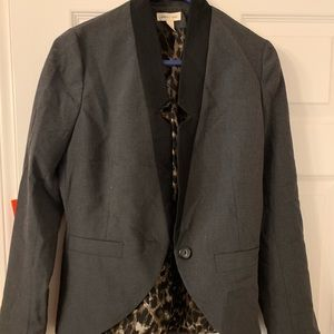 Silence and Noise blazer from Anthropologie